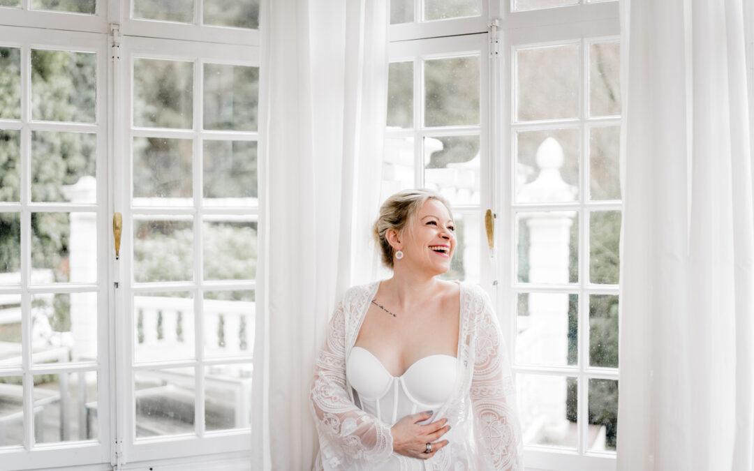 Elegantes Bridal Boudoir