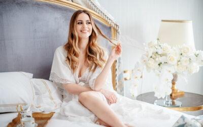Love is pure – Bridal Boudoir